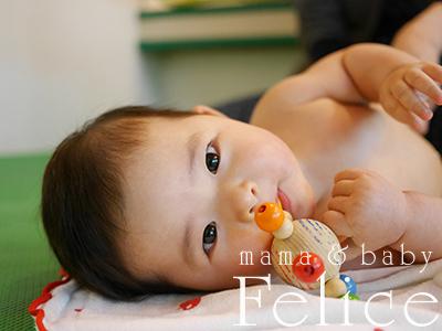 6ヶ月ベビーマッサージ