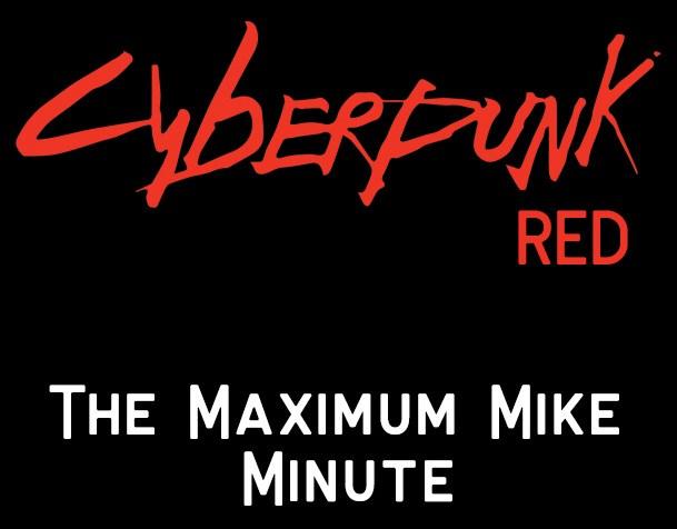cyberpunk red – R  Talsorian Games