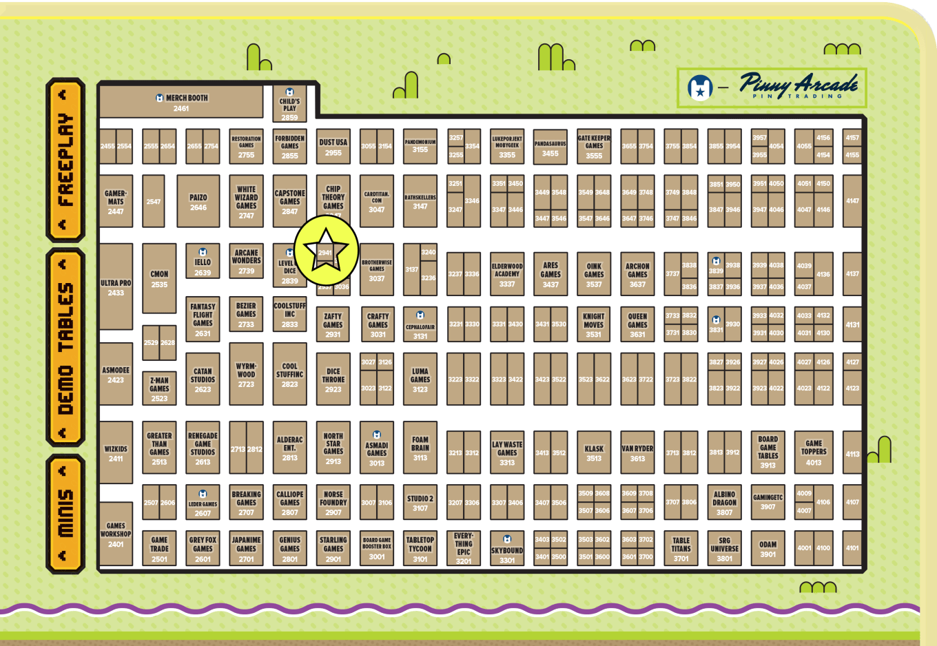 Unplugged19 Expo Hall Map-2