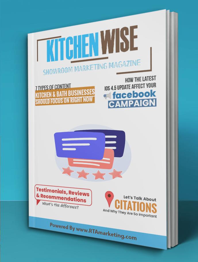 Kitchen Wise RTA Marketing