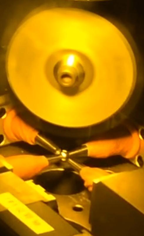 Automatic Ball Diamond Cutting Machine