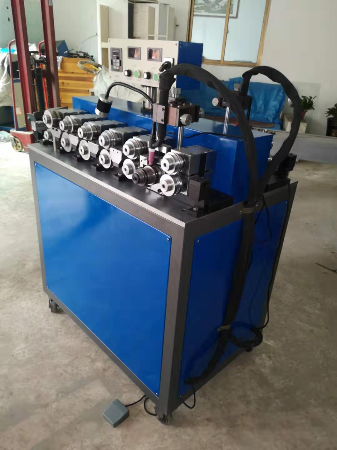 Pipe Forming Welding Machine with Dual Sides