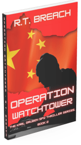 The official website of spy thriller author R.T. Breach