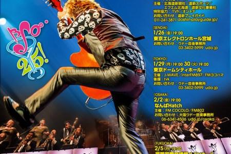 ブライアンセッツァーオーケストラ@TOKYO DOME CITY HALL