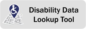 button for Disability Data Lookup Tool