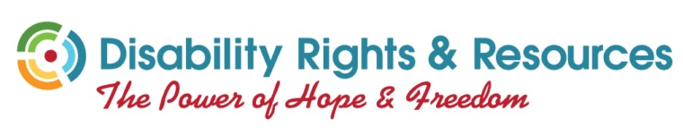 Disability rights & resources. The power of hope & freedom.