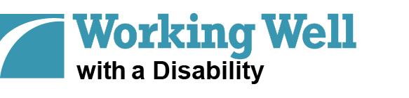 Working Well with a Disability