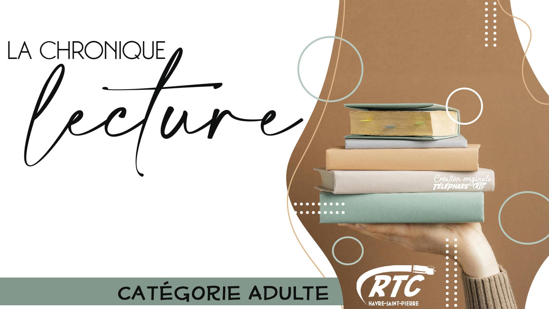 Chronique-Lecture-2021-Page-titre