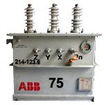 Transformador Eléctrico ABB