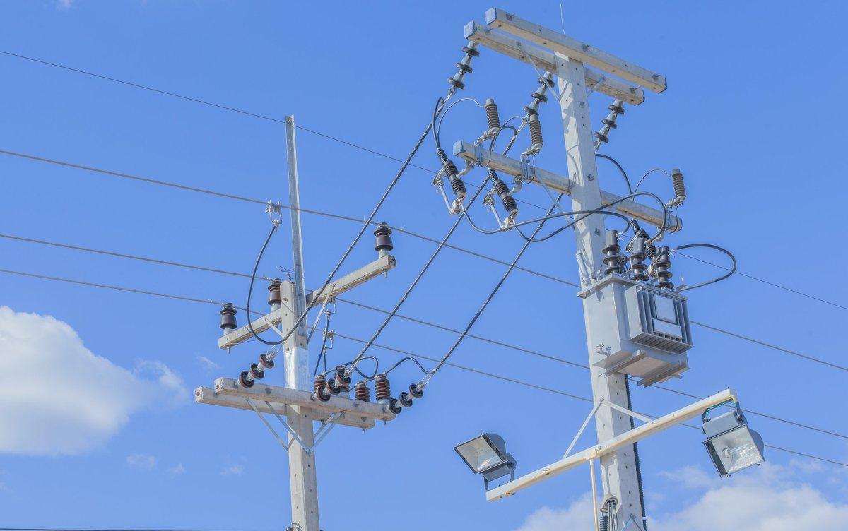 equipo electrico para alta tension