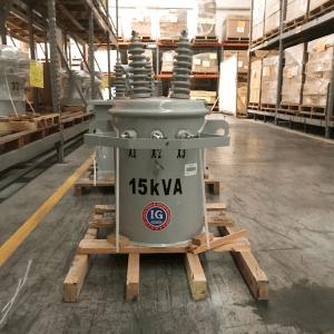 Transformador Tipo Poste Monofasico Ig 15 KVA 13200V 120/240