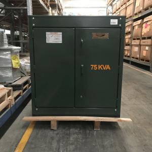 Transformador RTE DA 75 Kva Pedestal Monofasico 13200YT/7620 V 120/240V