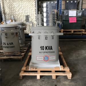 Transformador Tipo Poste AP Monofasico Ig 10 KVA 13200V 120/240V