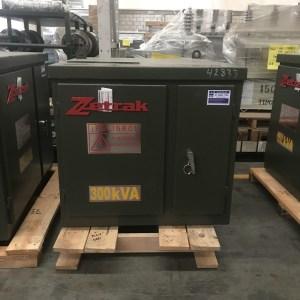 Transformador Zetrak 300 KVA Trifasico 13200v 220/127