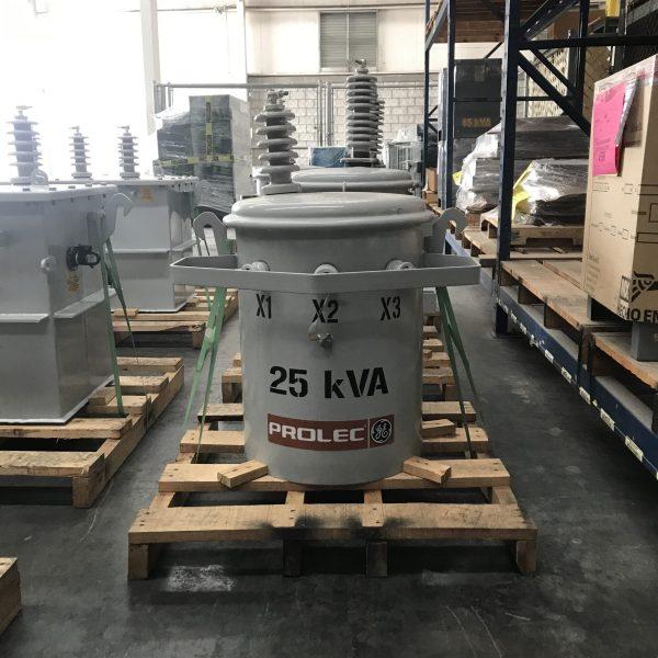 Transformador Prolec 25 Kva Poste Monofásico 13200YT/7620V