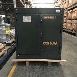 Transformador Prolec 225 Kva Pedestal Trifasico 13200 220/127