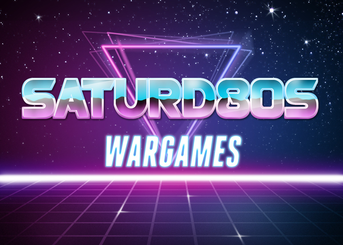 Saturd80s (Ep. 13): WarGames