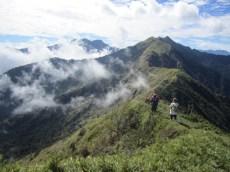 Gute Aussicht auf über 3000 Meter