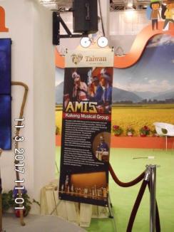 Vorstellugn der Ureinwohner Amis