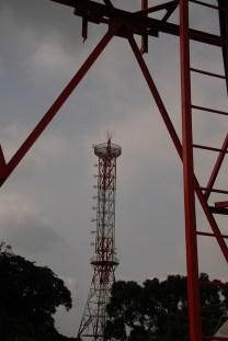 Des antennes tout autour