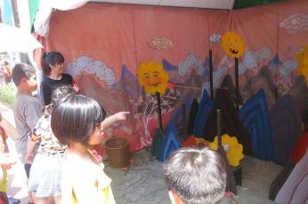Atelier jeux d'enfants