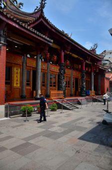 Le bâtiment principal
