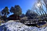Alishan aussi est sous la neige