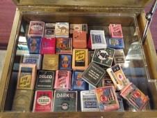 Musée du 28 février de la ville de Taipei- cigarettes d'époque