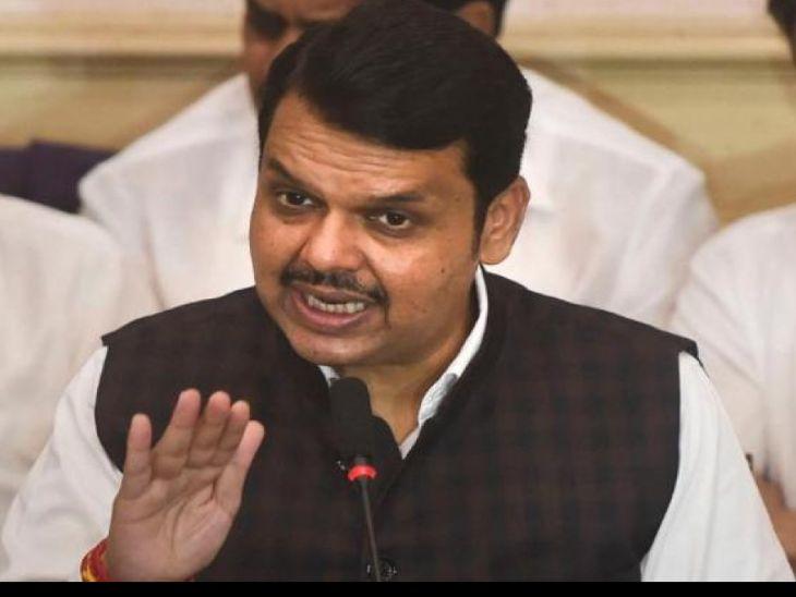 Read more about the article The government fabricated a false story to suspend BJP MLAs : Opposition leader Devendra Fadnavis | भाजपच्या आमदारांना निलंबित करण्यासाठी सरकारने खोटी स्टोरी रचली, विरोधीपक्ष नेते फडणवीसांचा गंभीर आरोप