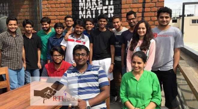 Unacademy Team RTIwala Interview