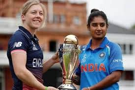 RTIwala Trending ICC On Women's Cricket