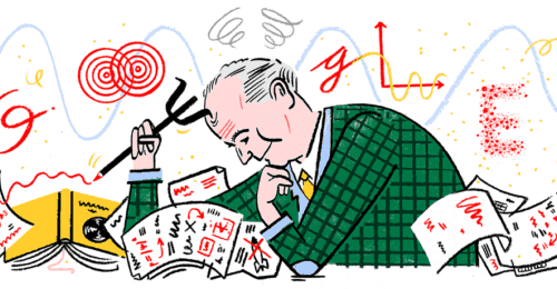RTIwala Explains Why Google Doodle honours Max Born? Max Born Inventions and Facts!