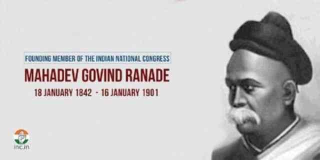 RTIwala Explains MG Ranade contributions to Indian society