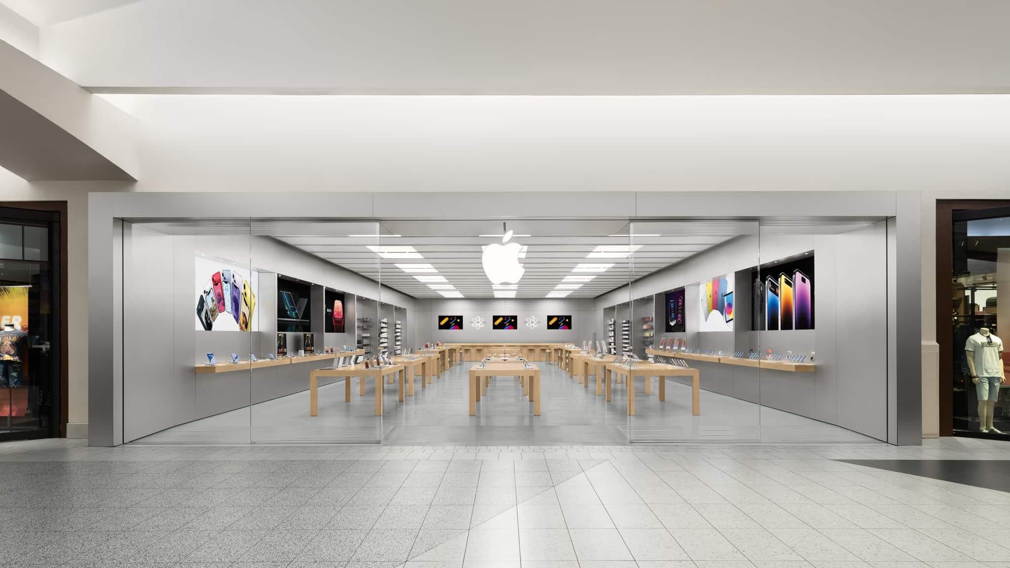 valley plaza apple store apple