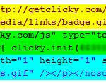 How to Hide Clicky Ad Badge – Breakdown of Tracking Code