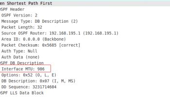 Effect of MRU setting on EX Switch | RtoDto net