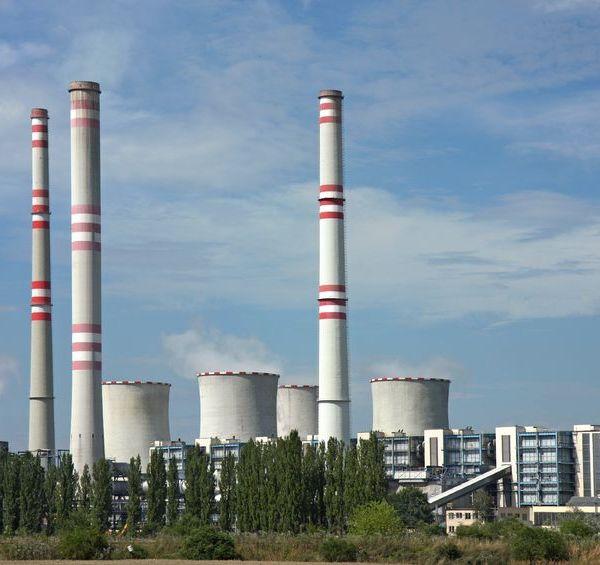 Coal Plant (Image credit: kodda / 123RF Stock Photo)