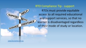 RTO internal audits