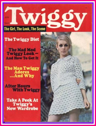 [Picture of Twiggy]