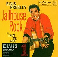 [Picture of jailhouse rock cover]