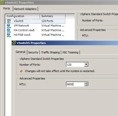 Firefly Perimeter Cluster Setup on Vmware ESX (6/6)