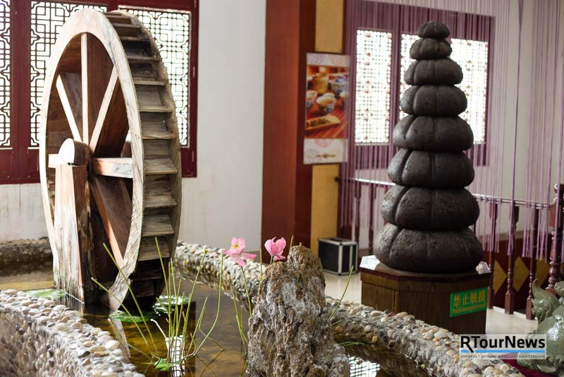 Чайная церемония на Хайнане 7
