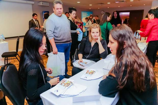 TUI масштабно открыл летний сезон, представив в Петербурге Турцию