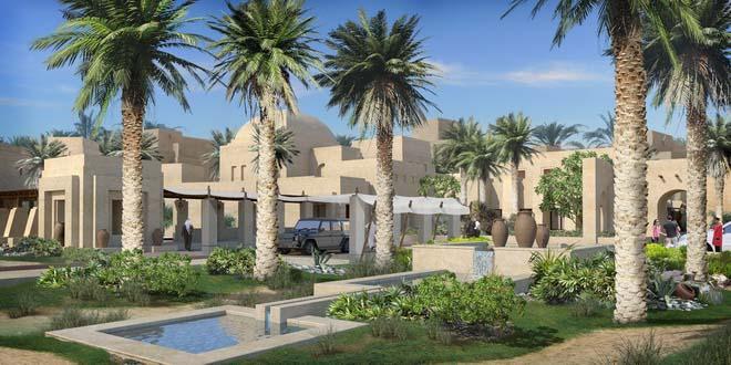Jumeirah откроет курорт в пустыне ОАЭ