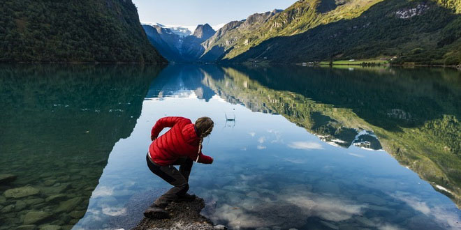 Основным местом притяжения россиян в Норвегию остаются фьорды