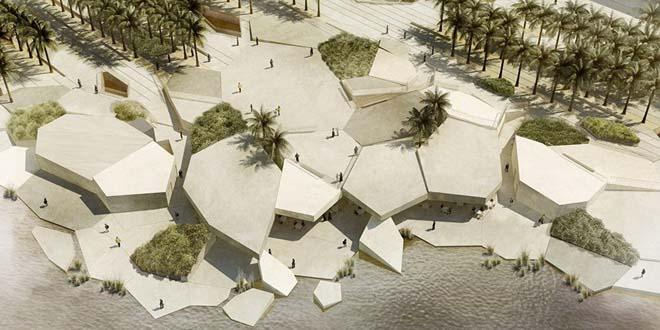 Новая достопримечательность Абу-Даби