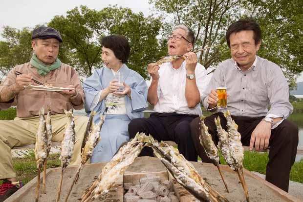Япония приглашает на ланугстов и корюшку