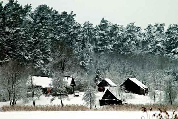 Литовские времена года