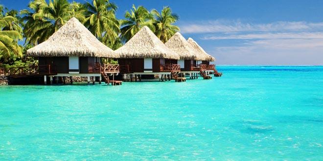 Режим ЧП не помешает туристам отдыхать на Мальдивах