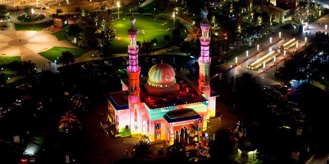 Фестиваль света пройдет в Шардже 7-17 февраля